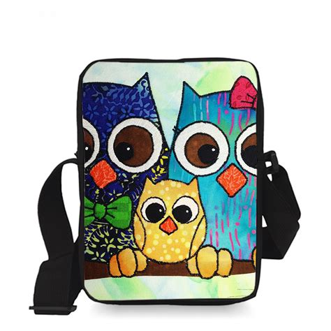 Thermal Bag Sling Owl 1 sling bag for toddler bags more