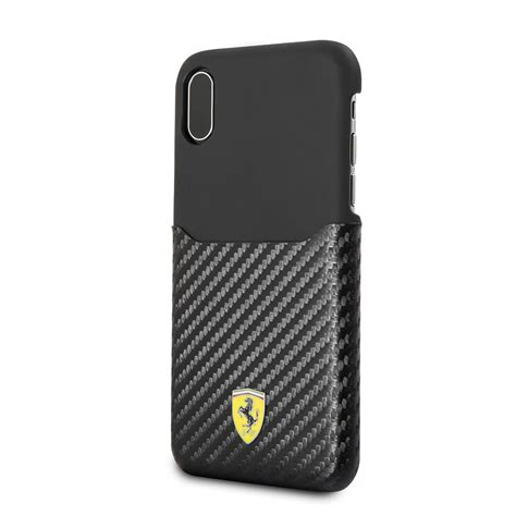 Hardcase Iphone X hardcase iphone x black accessories