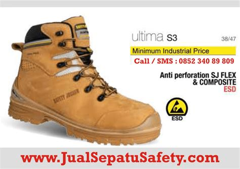 Sepatu Safety sepatu safety wing design bild
