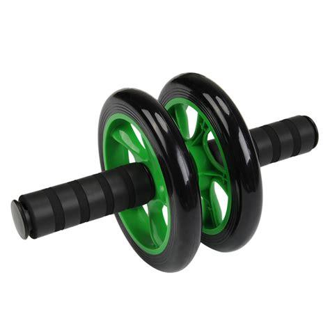 Alat Fitness Wheel Roller alat fitness fitness roller jakartanotebook