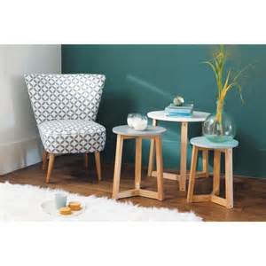 tables basses gigognes vintage trio fauteuil vintage