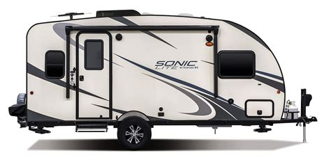 Side Door Awning Sonic Lite Sl169vrd Travel Trailer Venture Rv