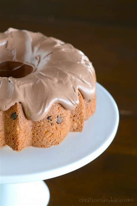 Forget Chocolate I Want Make Up Dammit Oh Yes Its Our Valentines Week Special by Chocolate Chip Bundt Cake With Chocolate Frosting