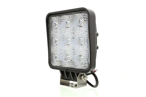 How Led Light Bulbs Work Road Led Work Light Led Driving Light 5 Quot Square 19w 2 025 Lumens Led Work Lights