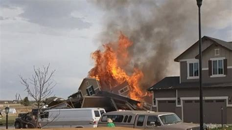 House Explosion by Quot Fugitive Gas Quot Leaked From Pipeline That Caused Fatal House Explosion In Colo Cbs News