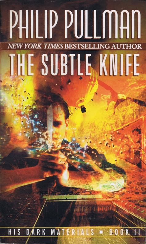 the subtle knife his 1407130234 the subtle knife av philip pullman pocket fantasyhyllan