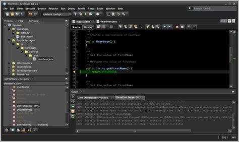 netbeans themes html un codeur paum 233 netbeans dark nimbus theme marche pas