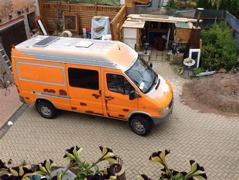 T4 Scheibenrahmen Lackieren by Das Offroad Forum 97er 312d Sprinter 4x4 Oberaigner Womo