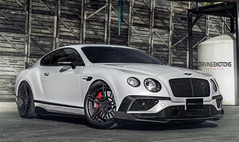 bentley startech startech bentley continental gt hits america