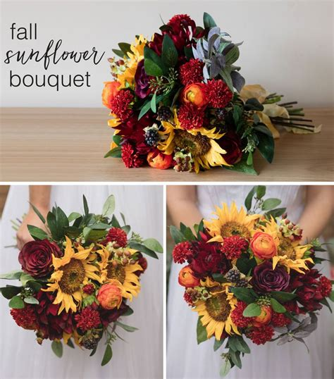 Autumn Silk Wedding Flowers by 330 Best Fall Wedding Flowers Images On Fall