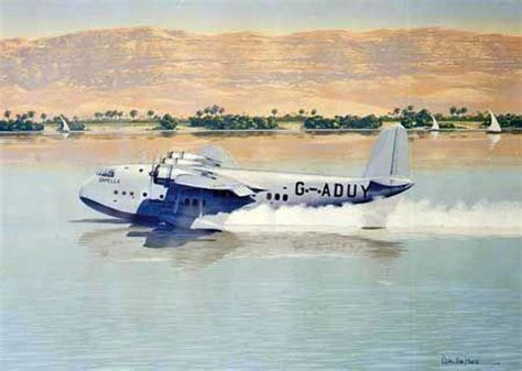 empire flying boat names empire class flying boat print