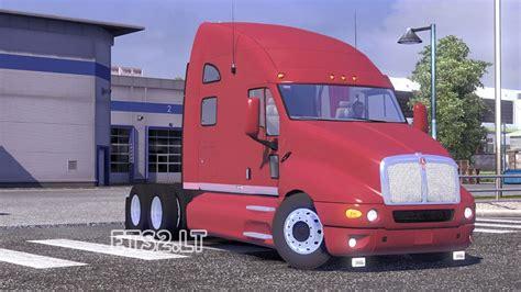 Kenworth T2000 Interior by Kenworth T2000 Interior Ets 2 Mods