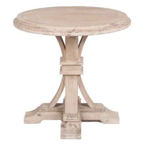 round accent tables wood devon round accent table