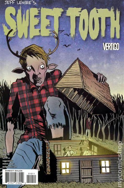 sweet comic sweet tooth 2009 dc vertigo comic books