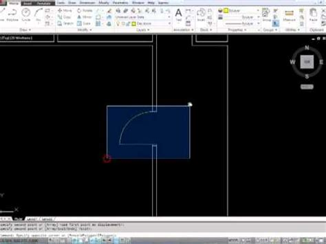 autocad tutorial greek dynamic door block in autocad greek doovi