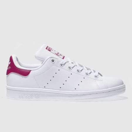 Adidas Stansmith Hologram Anak Pink white pink adidas stan smith youth schuh