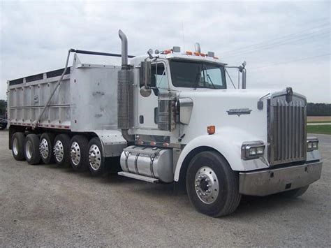 paper truck kenworth 17 best images about gravel trucks on trucks