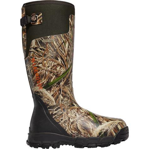 lacrosse boots alphaburly pro lacrosse footwear alphaburly pro realtree max 5 800g