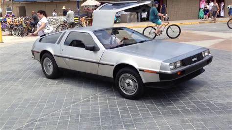 Dmc Auto by Delorean Dmc 12 Back To The Future Car