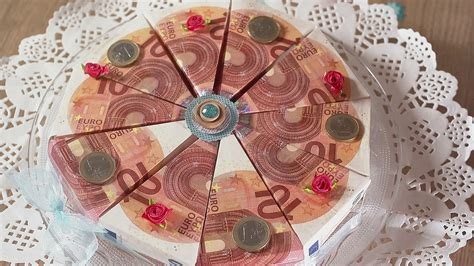 torte aus euroscheinen servicezeit sendungen