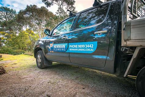 Newman Plumbing by Newman Plumbing East Melbourne