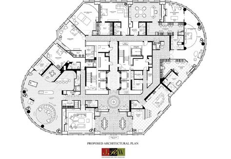Trump Tower Floor Plans | penthouse floor plans trump floor plan 89th floor living
