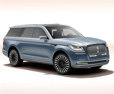 lincoln navigator 2017 lincoln navigator price release date review