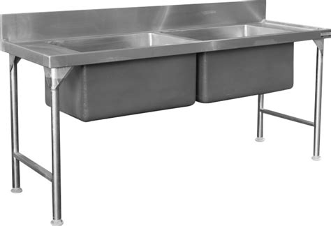 stainless steel pot sink stainless steel double bowl pot sink 1850