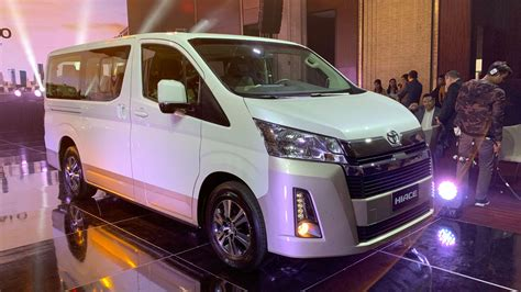 Toyota Hiace 2019 by Toyota Hiace 2019 Specs Prices Features
