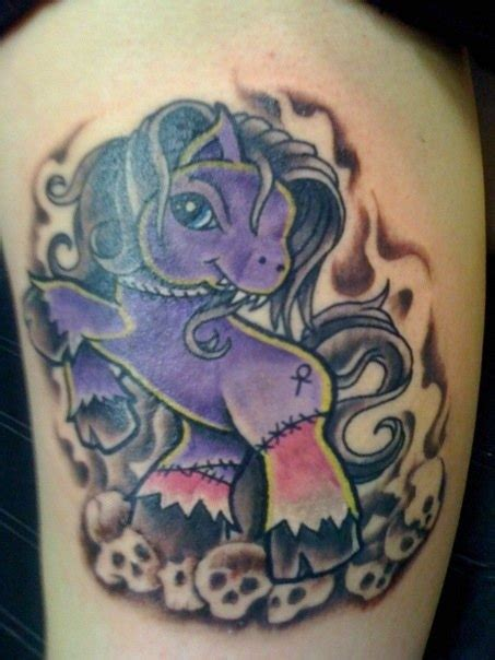 my little pony tattoo designs my pony tattoos designs ideas and meaning