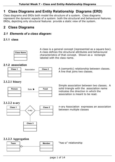 class diagram with relationship exle class diagram template for free formtemplate