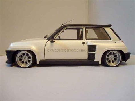 renault 5 tuning renault r5 gt turbo 1989
