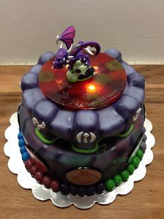 Kaos Chocolate 6 cakes by tracy salem ar skylanders cake 2013