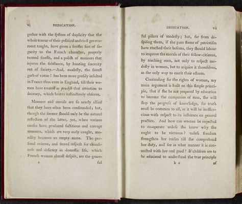 Wollstonecraft Essay wollstonecraft s rights of