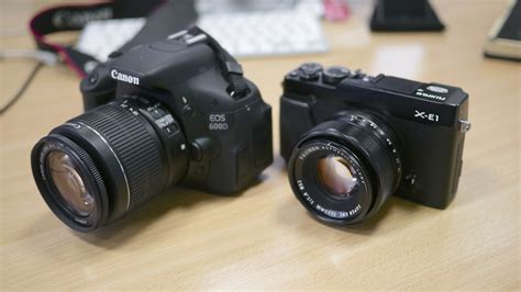 mirror less dslr vs mirrorless which is right for you