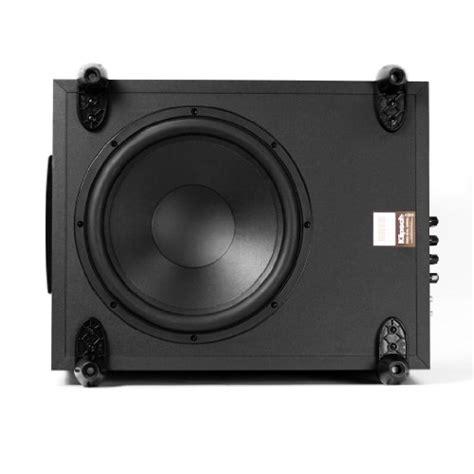 Speaker Gmc 300 Watt klipsch sub 12hg synergy series 12 inch 300 watt subwoofer