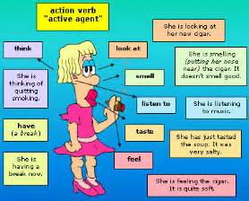 types of verb