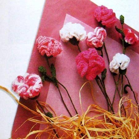 come si fanno i fiori all uncinetto come si fanno i garofani a uncinetto tutorial crochet
