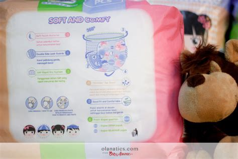 Pokana Xl 42 review pokana the soft comfy diapers ola aswandi