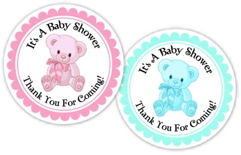 Printable Thank You Tags For Baby Shower Favors by 6 Best Images Of Baby Shower Favor Tag Printables Free