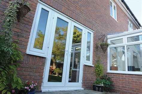 upvc patio door upvc and aluminium patio doors consort windows