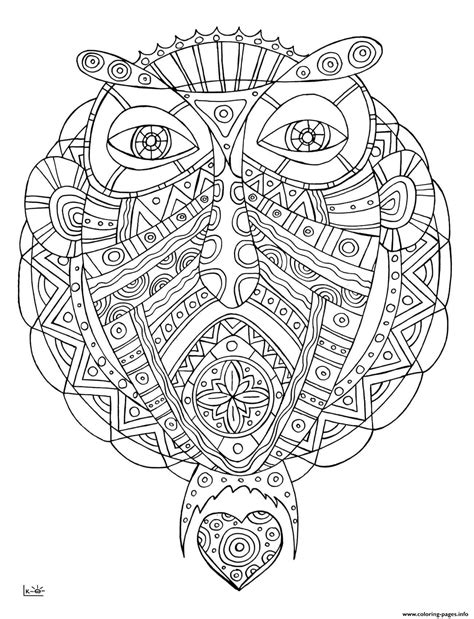 coloring pages of tribal pattern unicorn fish with tribal pattern adults coloring pages