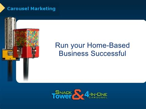 Home Based Small Business Machine Carousel Marketing Home Based Vending Machine Business
