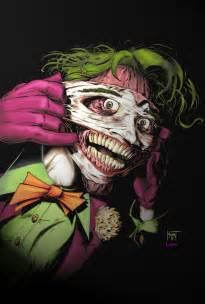 new joker by ken hunt x post r comicbookart joker