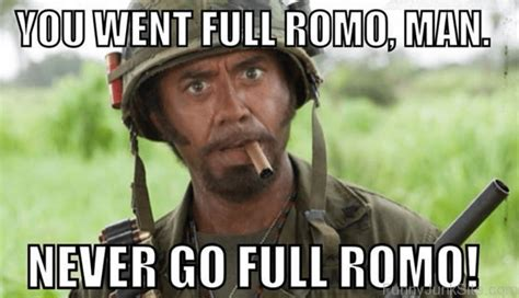 Romo Memes - that s all she wrote tony romo to retire for now
