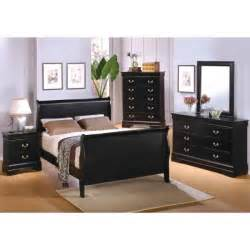 4pc sleigh bedroom set modern sofa company