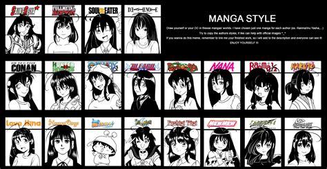 Manga Meme - manga style meme by kirael art on deviantart