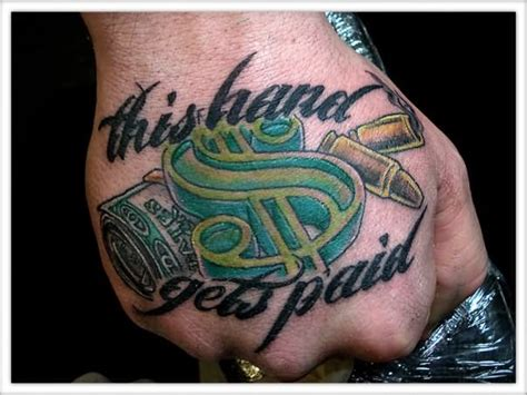 money sign tattoo 18 unique money design ideas and images