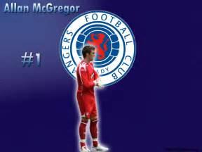rangers football club images allan mcgregor rangers hd wallpaper background photos
