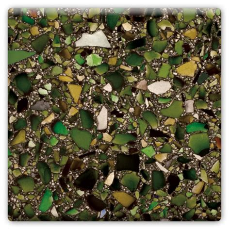 Countertops Made From Recycled Glass by Savvy Housekeeping 187 Recycled Glass Countertops